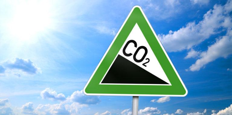 Relevé du CO2 présent à Grandhan et à Ozo la semaine du 04/05 au 10/05/2020