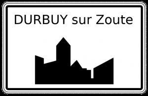 Affichage présent à la maison communale de Durbuy ce 07 juillet 2021 à 7h